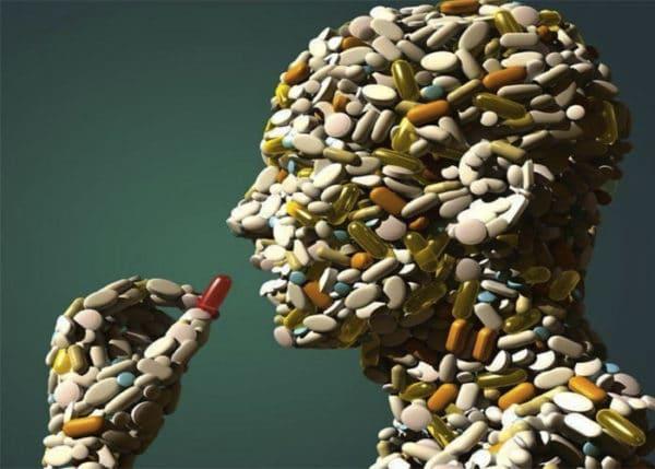 ادمان المخدرات