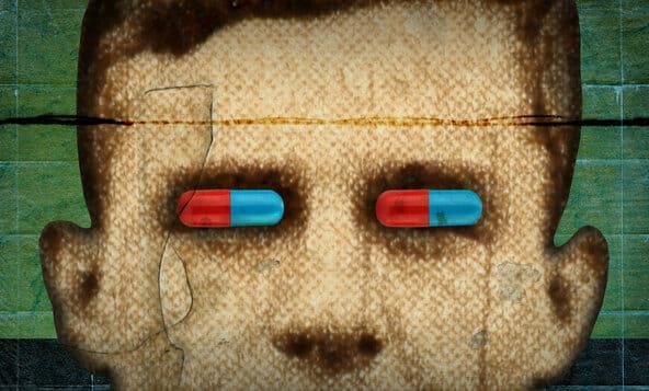 الادمان على المخدرات