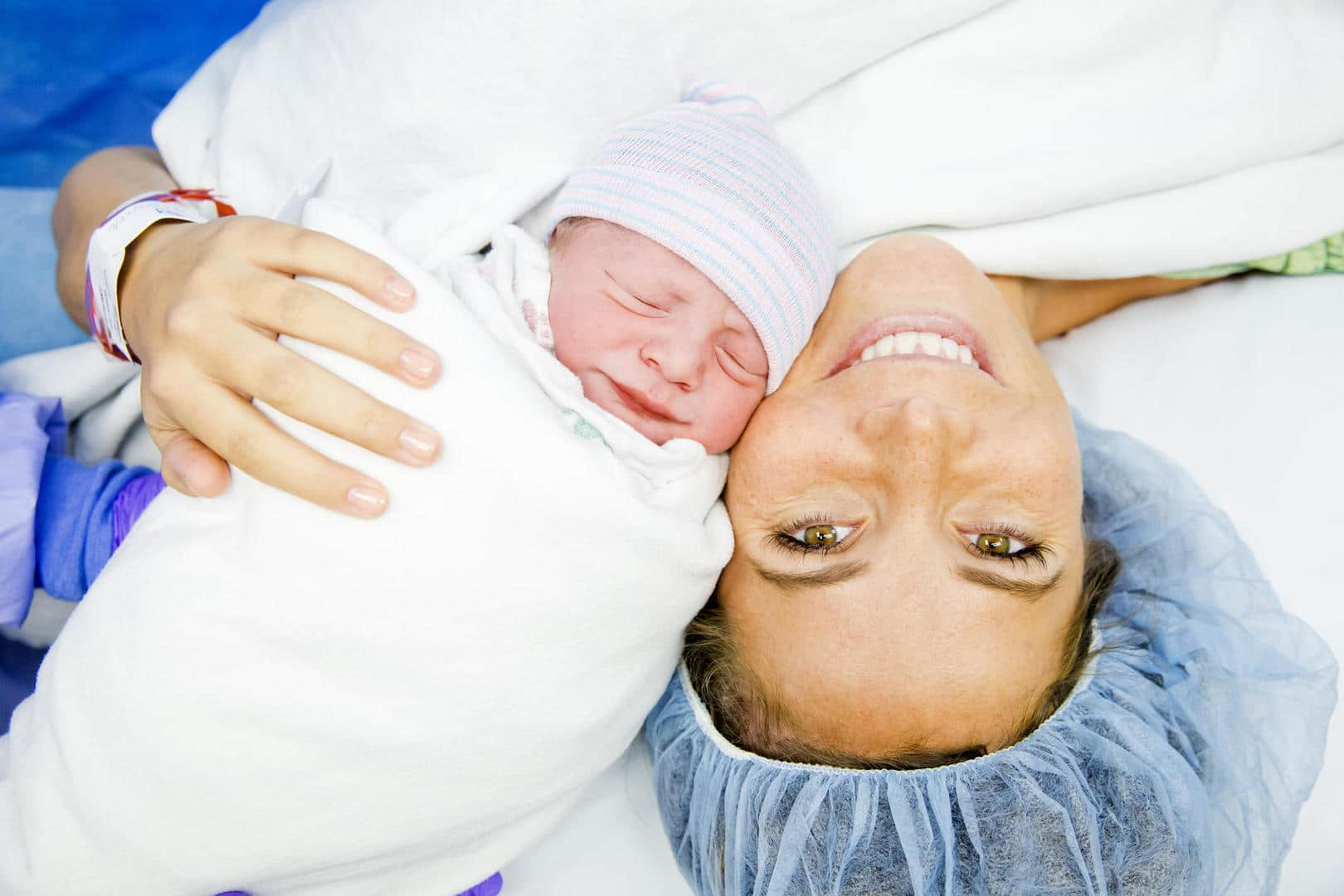 الحالة النفسية بعد الولادة القيصرية