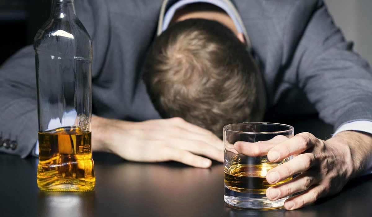 علاج ادمان الكحوليات