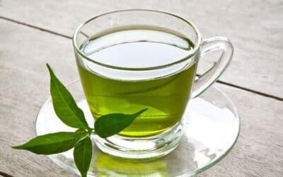 5 من فوائد الشاي الاخضر
